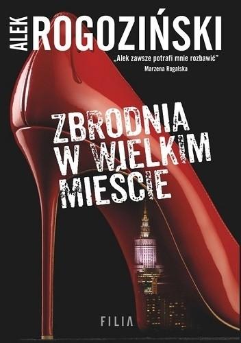 Okładka książki Zbrodnia w wielkim mieście