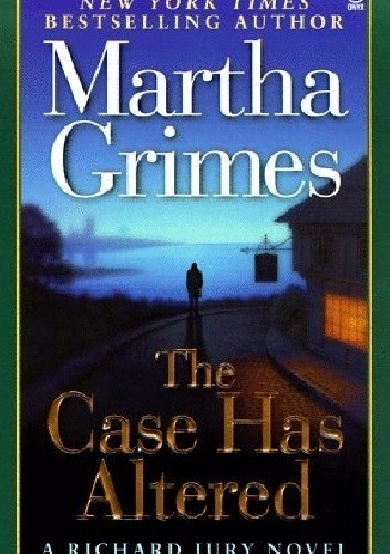 Okładka książki The Case Has Altered