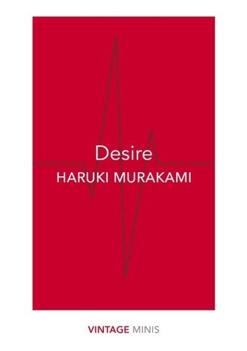 Okładka książki Desire