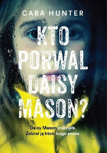 Okładka książki Kto porwał Daisy Mason?
