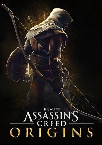 Okładka książki The Art of Assassin's Creed Origins