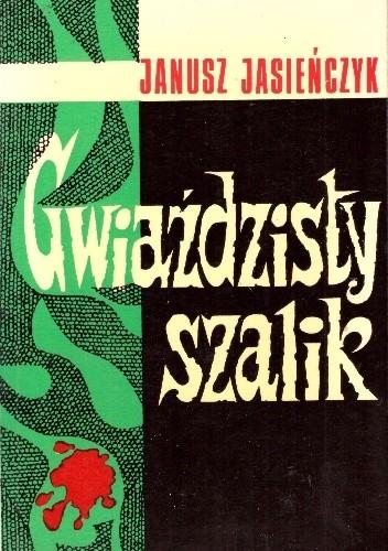 Okładka książki Gwiaździsty szalik
