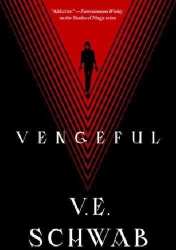 Okładka książki Vengeful