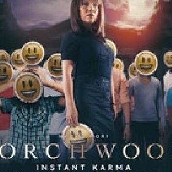 Okładka książki Torchwood: Instant Karma