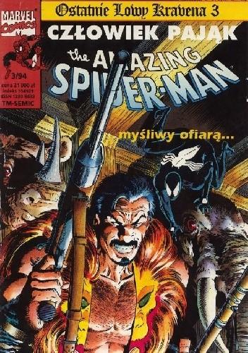 Okładka książki The Amazing Spider-Man 3/1994