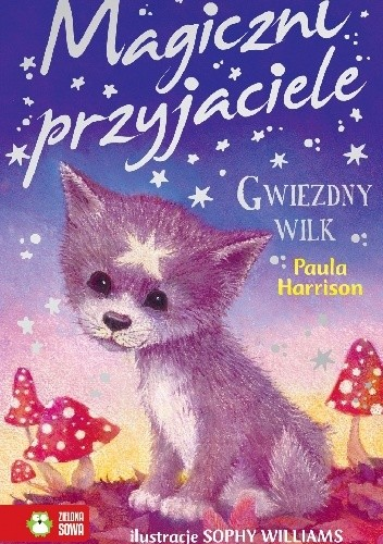 Okładka książki Gwiezdny wilk
