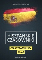 Hiszpańskie czasowniki – teoria + ćwiczenia A1-A2
