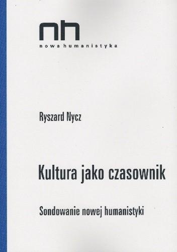 Okładka książki Kultura jako czasownik