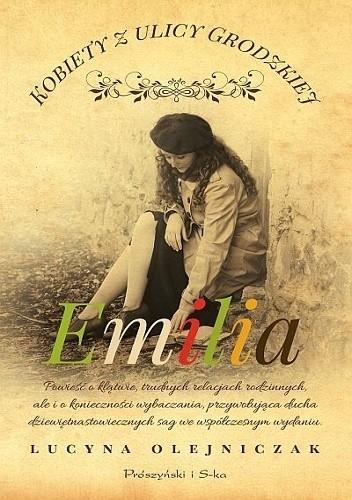Okładka książki Kobiety z ulicy Grodzkiej. Emilia