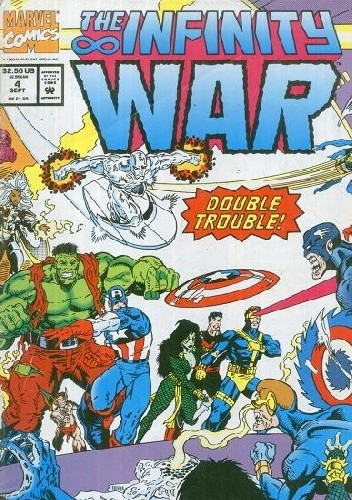 Okładka książki The Infinity War #4: Mortiferous Artifice