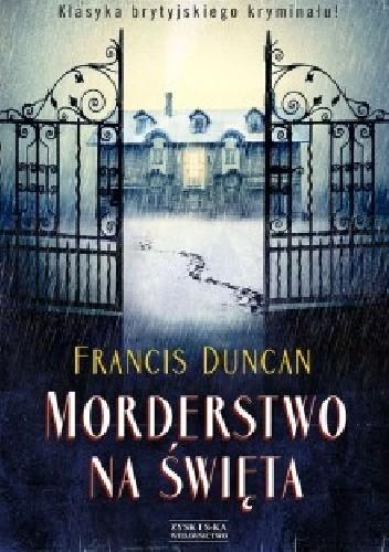 Okładka książki Morderstwo na święta