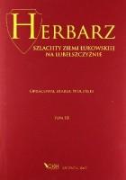 Herbarz szlachty Ziemi Łukowskiej na Lubelszczyźnie Tom III