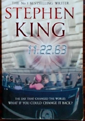 Okładka książki 11.22.63