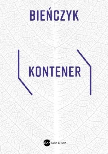 Okładka książki Kontener