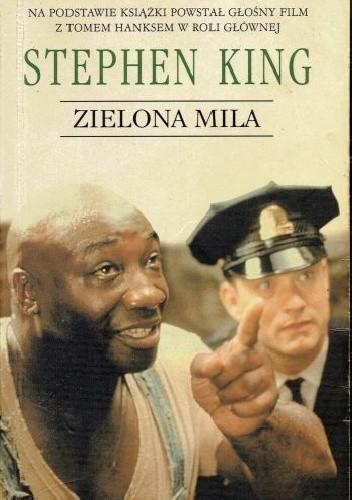 Okładka książki Zielona Mila