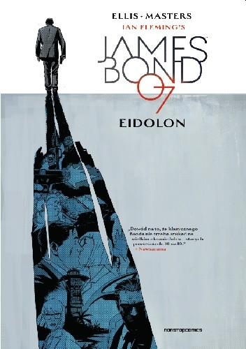 Okładka książki James Bond 07: Eidolon