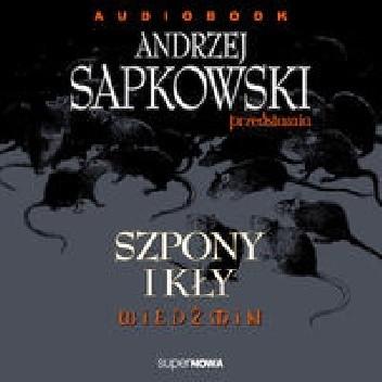 Okładka książki Szpony i kły