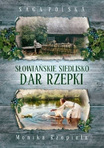 Okładka książki Dar Rzepki