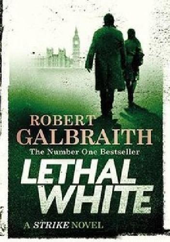 Okładka książki Lethal White