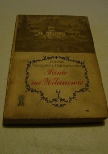 Okładka książki Panie na Wilanowie