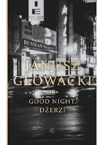 Okładka książki Good night, Dżerzi