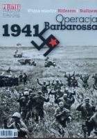 Pomocnik historyczny nr 6/2011; Operacja Barbarossa 1941. Wojna między Hitlerem i Stalinem