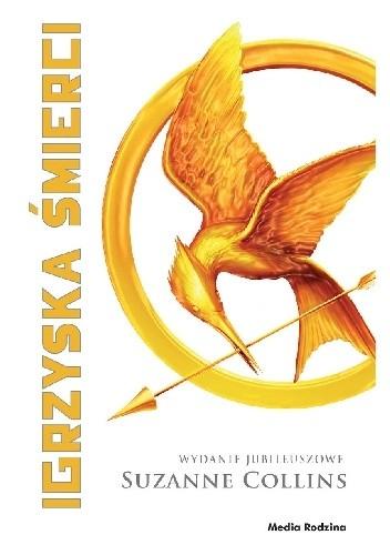 Okładka książki Igrzyska śmierci