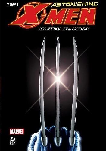 Okładka książki Astonishing X-Men - 1