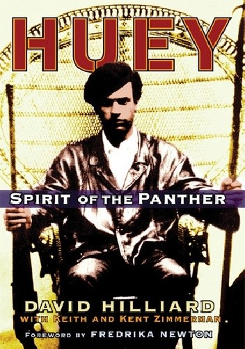 Okładka książki Huey: Spirit of the Panther
