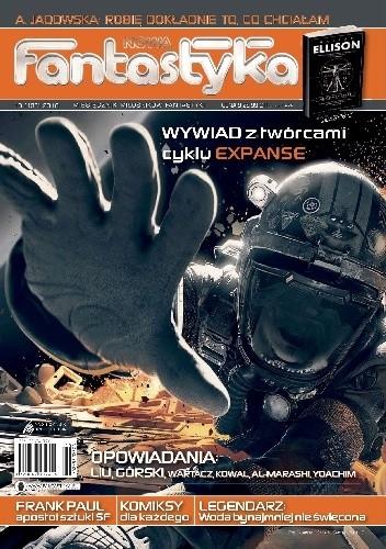 Okładka książki Nowa Fantastyka 433 (10/2018)
