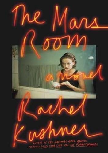 Okładka książki The Mars Room