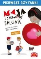 Maja i czerwony balonik