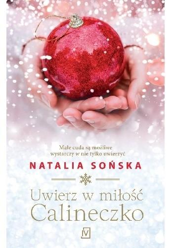 Okładka książki Uwierz w miłość, Calineczko