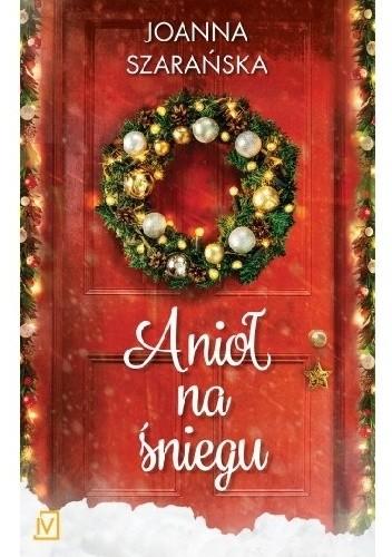 Okładka książki Anioł na śniegu
