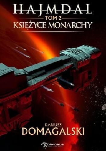 Okładka książki Księżyce Monarchy