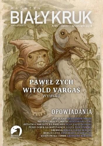 Okładka książki Magazyn Biały Kruk #5