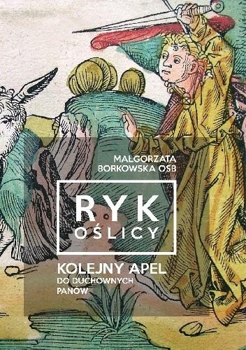 Okładka książki Ryk Oślicy. Kolejny apel do duchownych panów