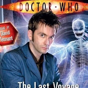 Okładka książki Doctor Who: The Last Voyage