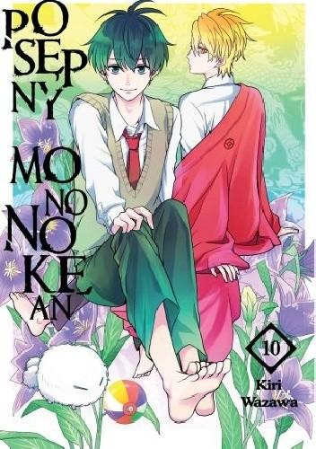 Okładka książki Posępny Mononokean 10
