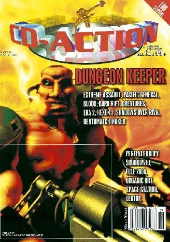 Okładka książki CD-ACTION 9/97