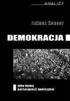 Demokracja jako forma partycypacji społecznej