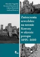 Zniszczenia szwedzkie na terenie Korony w okresie potopu 1655–1660