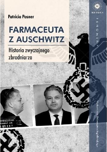 Okładka książki Farmaceuta z Auschwitz