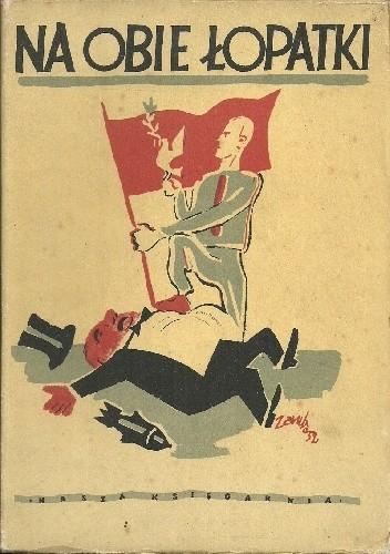 Okładka książki Na obie łopatki