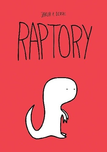 Okładka książki Raptory