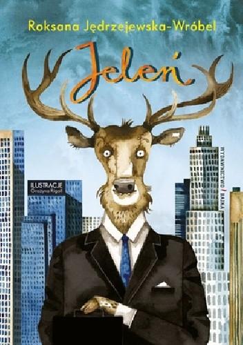 Okładka książki Jeleń