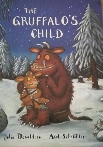 Okładka książki The Gruffalo's Child