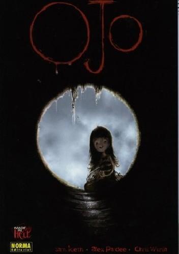 Okładka książki Ojo