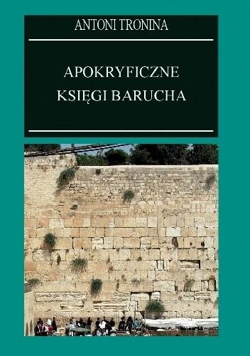 Okładka książki Apokryficzne księgi Barucha