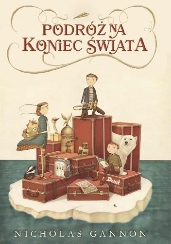 Okładka książki Podróż na koniec świata